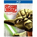 Star Wars: The Clone Wars - Season 2 [Blu-ray]