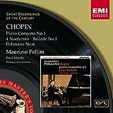 Chopin: Piano Concerto No.1 - 4  Nocturnes - Ballade No.1 - Polonaise No.6