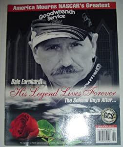 GCS Gold Collectors Series Limited Edition Dale Earnhardt Sr. by GCS