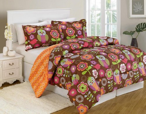 Luxury Twin Bedding 9861 front