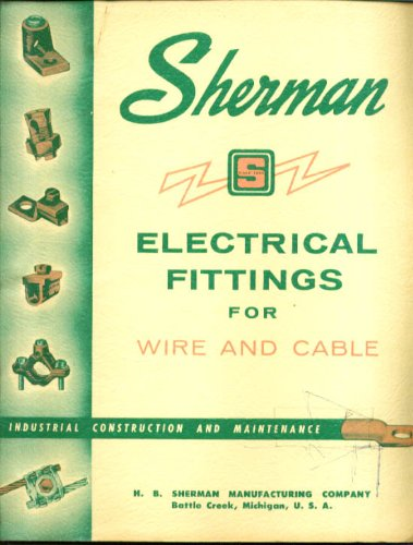 Sherwin Electrical Fittings For Wire & Cable Catalog 1963