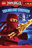 img - for LEGO Ninjago Reader #3: The Golden Weapons book / textbook / text book