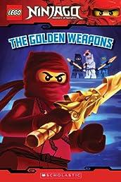 LEGO Ninjago Reader #3: The Golden Weapons