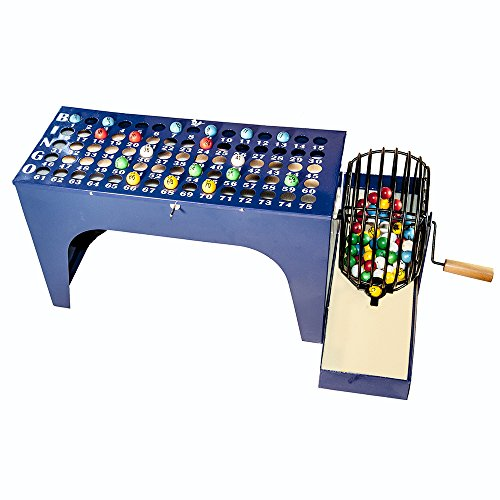 Bingo Blower Machine Table Top w/EASY-READ 7/8