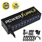 Donner DP-1 Guitar Pedal Power Supply...