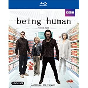Being Human Blu-ray