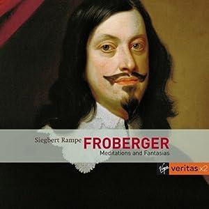 Froberger : Pièces pour clavecin