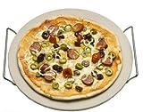 Pizza Stein für Grill Cadac Gasgrill Chef Delux Holzbackofen NEU