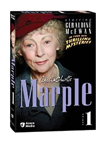 Agatha Christie's Marple: Series 1 [Import USA Zone 1]