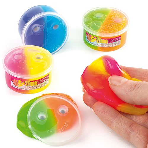neon-wiggle-eye-gooey-putty-4cm-pot-party-bag-filler-for-boys-girls-childrens-prizespack-of-6