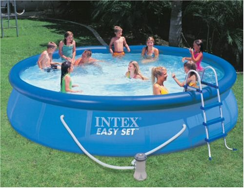 most people prefer intex 15 39 x 36 easy set swimming pool set with 1000 gph pump intex pool. Black Bedroom Furniture Sets. Home Design Ideas