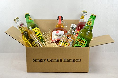 Simply Cornish Hampers Cider Hamper