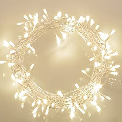 10M 100 Battery Operated Fairy Lights