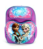 Disney - Frozen Large 16 Backpack - Snowflakes