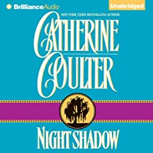 Night Shadow: Night Trilogy, Book 2 (       UNABRIDGED) by Catherine Coulter Narrated by Anne Flosnik