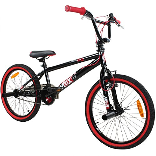 20-BMX-deTOX-Freestyle-Kinder-BMX-Anfnger-Farbeschwarz-rot