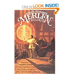 Mary Stewart's Merlin Trilogy by Mary Stewart
