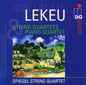 String Quartets &  Piano Quartet