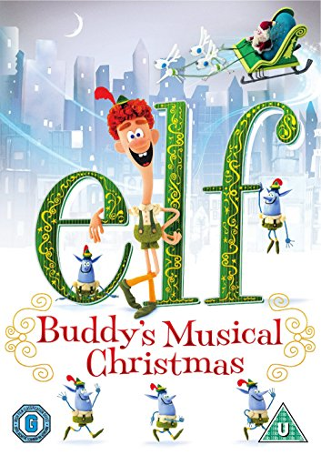 Elf - Buddy's Musical Christmas [DVD] [2015]