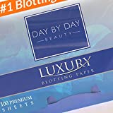 Day by Day Beauty Luxury Blotting Paper for Oily Facial Skin (200 Sheets)
