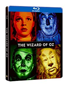 Wizard of Oz (Limited Edition SteelBook) [Blu-ray] (Sous-titres français)