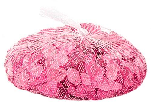 Supermoss 759834241850 Sea Glass Vase Filler 24185 2 Lb Pink