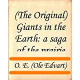 Image of Giants in the Earth: a saga of the prairie