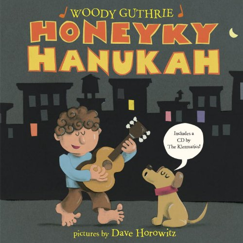 Honeyky Hanukah (livre - 0-CD)
