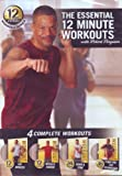 The Essential 12 Minute Workouts (Fat Burner / Muscle Maker / Burn & Tone / Fight the Fat Kickboxing)