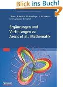 Ergänzungen und Vertiefungen zu  Mathematik (German Edition)
