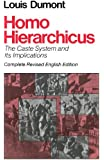 Homo Hierarchicus: The Caste System and Its Implications (Nature of Human Society)