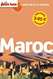 echange, troc Collectif - Carnet de Voyage Maroc, 2009 Petit Fute