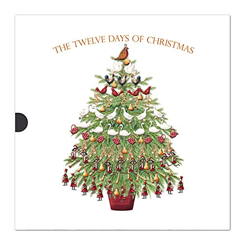 medici-cards-9285-christmas-box-of-cards-16-the-12-days-of-christmas