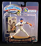 TOM SEAVER / NEW YORK METS 2001 MLB Cooperstown Collection Starting Lineup 2 Action Figure & Exclusive Trading Card