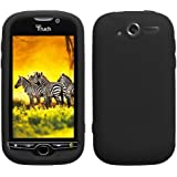 Asmyna HTCMYTH4GCASKSO004 Slim and Soft Durable Protective Case for HTC My Touch 4G - 1 Pack - Retail Packaging - Black