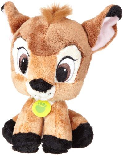 Peluche Bambi con cabeza grande - 25 cm