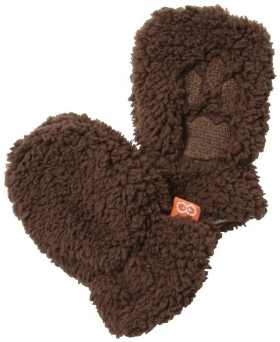 Magnificent Baby Unisex-Baby Infant Smart Mittens, Mocha, 6-12 Months