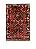 Navaei & Co. Alfombra Persian Shiraz Rojo/Multicolor 153 x 100 cm