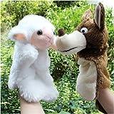 ovejas angulo y lobo lobo ovejas presentan una marioneta