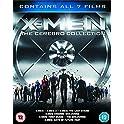 X-Men - The Cerebro Collection Blu-ray
