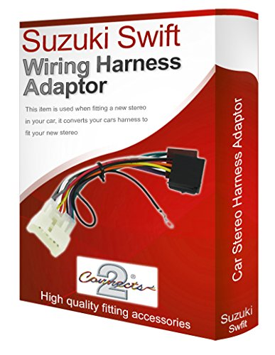 Best Price For Suzuki Swift Cd Radio Stereo Wiring Harness