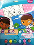 Disney's Doc McStuffins Coloring Paint Set!!