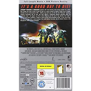 Starship Troopers 3: Marauder [UMD pour PSP]