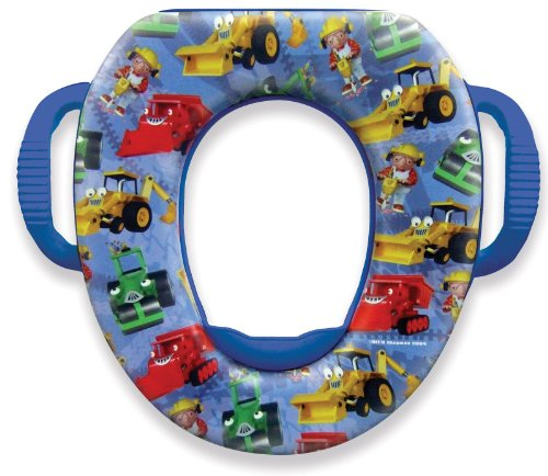 Bob the Builder Potty Training - Tracks Soft Potty Seat