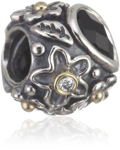 Pandora Bead Silver Gold 790540O (Does Not Come In Pandora Box)