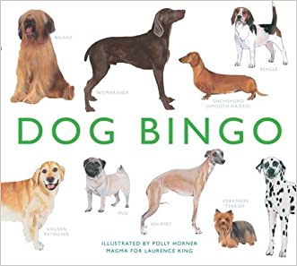 Dog Bingo written by Polly Horner