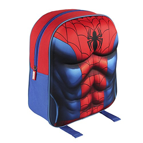210000156531cm Marvel Spiderman Tuta Effetto 3d Junior Zaino