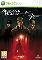 Sherlock Holmes Vs Jack The Ripper (Xbox 360)