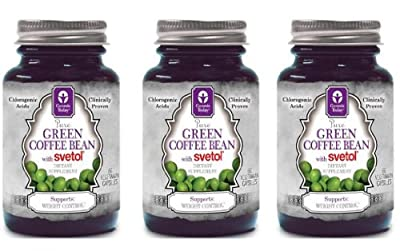 Genesis Today Pure Green Coffee Bean Extract with Svetol