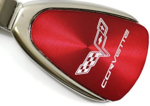 chevrolet-chevy-corvette-c6-red-teardrop-key-fob-authentic-logo-key-chain-key-ring-keychain-lanyard-